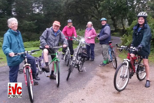 Cycling with Plymouth IVC